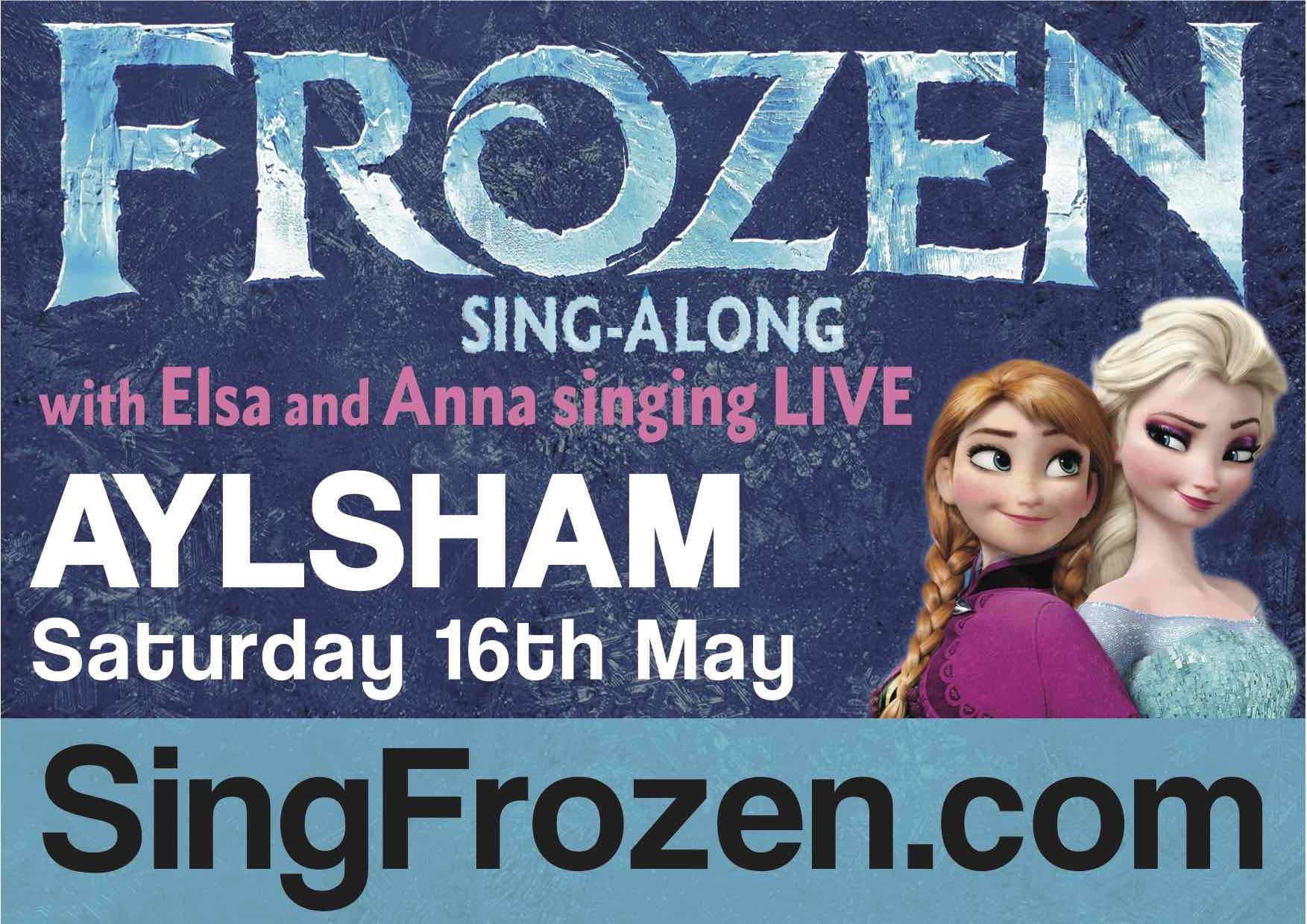 Frozen Board Aylsham iphoto