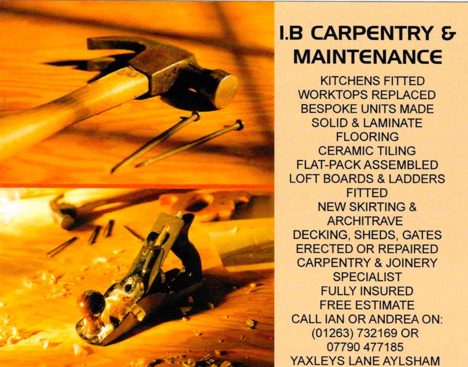 IB Carp